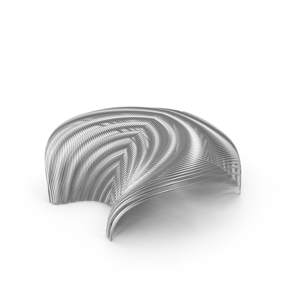 Parametric Abstract Structure PNG & PSD Images