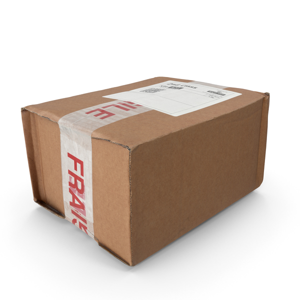 Mail Package: Parcel PNG & PSD Images