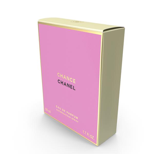Perfume Bottle: Parfum Box Chanel Chance Eau Parfum Vaporisateur PNG & PSD Images