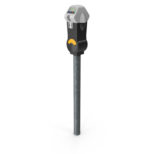Parking Meter PNG & PSD Images
