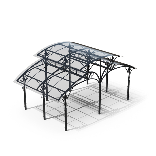 Parking Shelter PNG & PSD Images