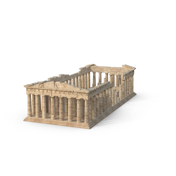 Pantheon: Parthenon PNG & PSD Images