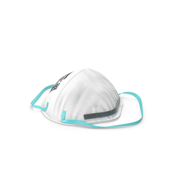 Particulate Respirator N95 Class PNG & PSD Images