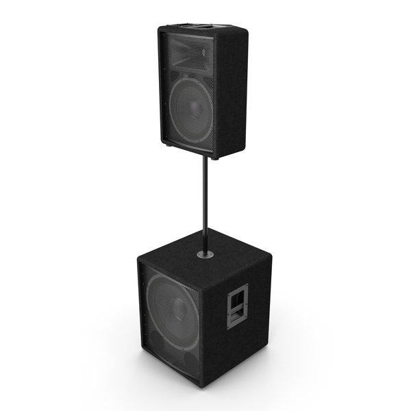 Passive Speakers Generic PNG & PSD Images