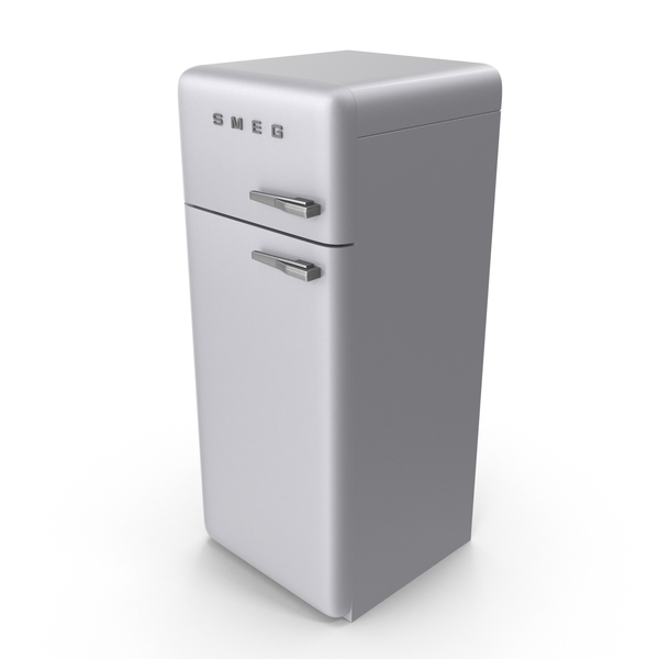 Pastel Grey Refrigerator PNG & PSD Images