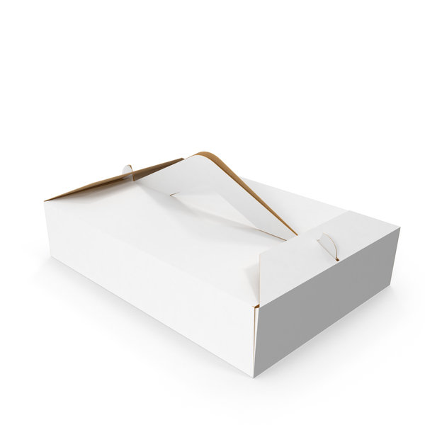Pastry Box Closed PNG & PSD Images