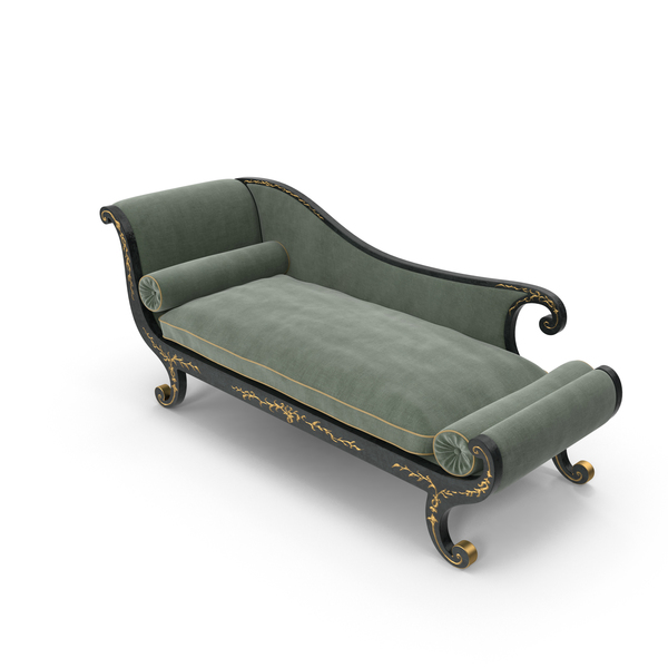 Patina Contessa Chaise PNG & PSD Images