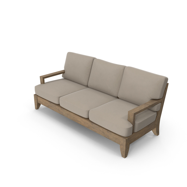 Patio Couch Object