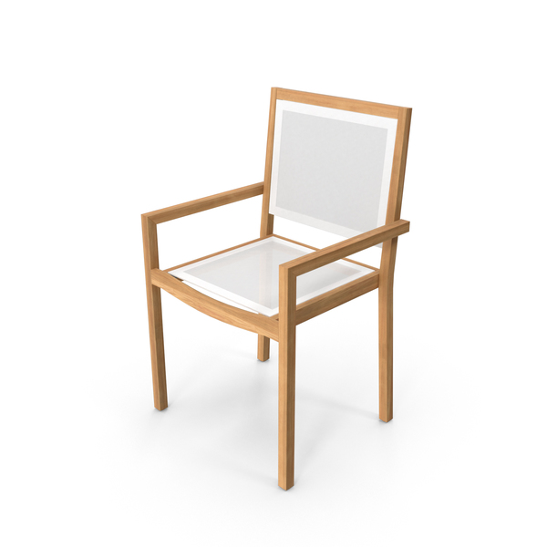 Patio Dining Chair Object