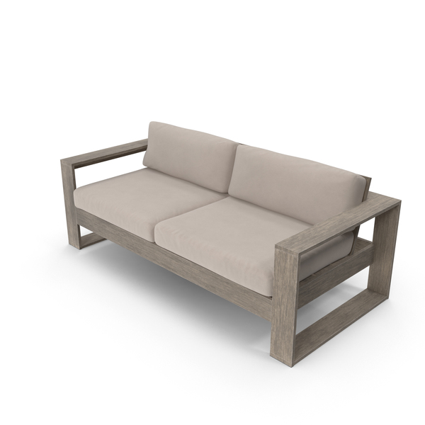 Furniture: Patio Loveseat Object