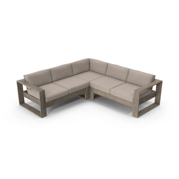 Patio Sectional Object