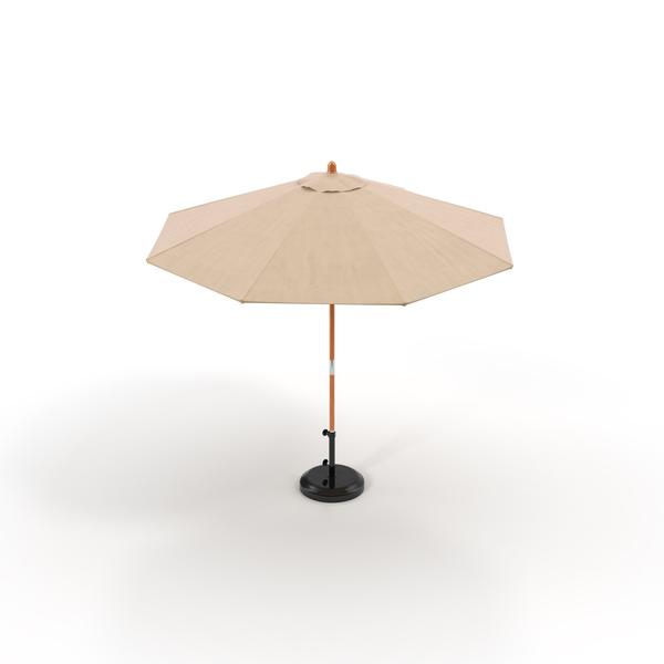 Patio Umbrella Object