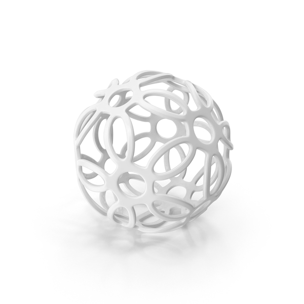Patterned Sphere PNG & PSD Images