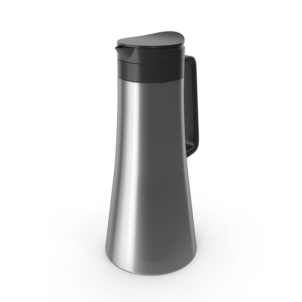 Pavina Metal Teapot PNG & PSD Images
