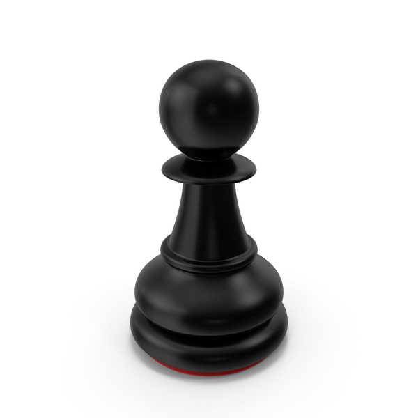 Pawn Black Red PNG & PSD Images