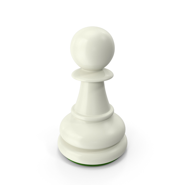 Pawn White Green PNG & PSD Images