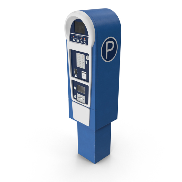 Pay for Parking Station PNG & PSD Images