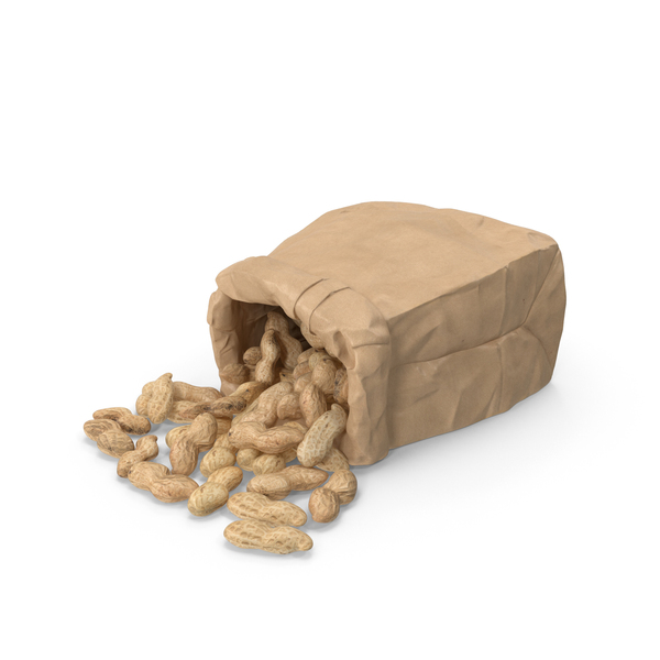 Peanut Bag Object