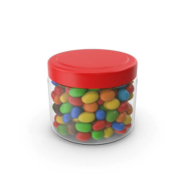 Peanuts Candy Jar No Label PNG & PSD Images