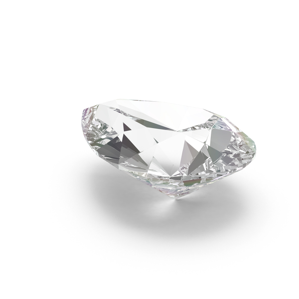 Pear Cut Diamond PNG & PSD Images