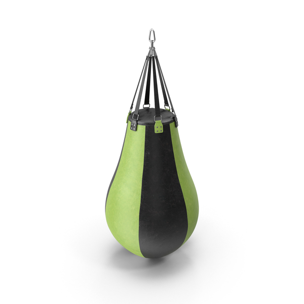 Pear Punching Bag PNG & PSD Images
