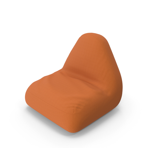 Bean Bag Chair: Pear Seat PNG & PSD Images