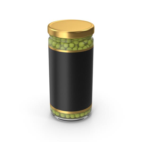 Peas Jar PNG & PSD Images