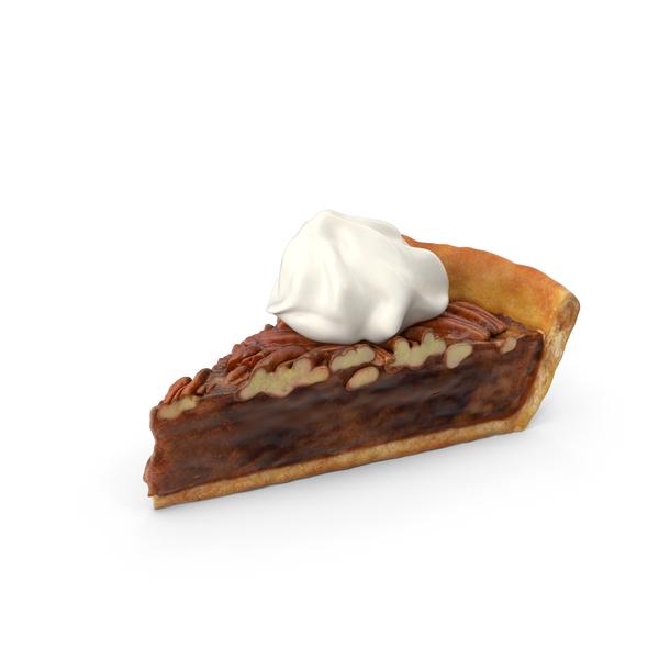 Pecan Pie Slice PNG & PSD Images