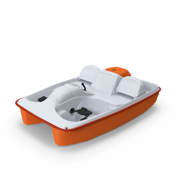 Pedal Boat PNG & PSD Images