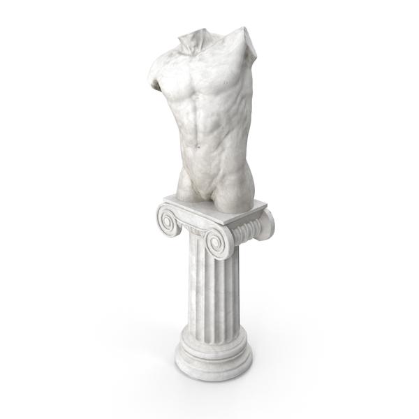 Sculpture: Pedestal PNG & PSD Images