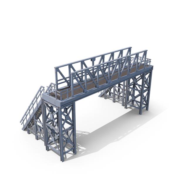 Pedestrian Bridge PNG & PSD Images