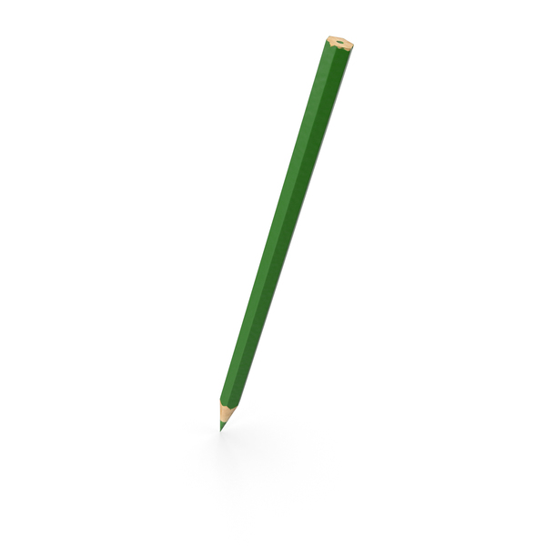 Pencil Green PNG & PSD Images