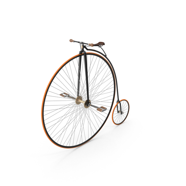 Penny-Farthing PNG & PSD Images