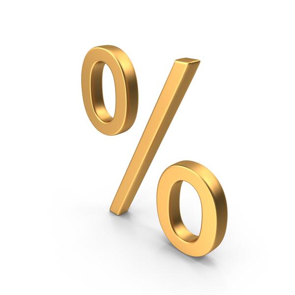 Symbols: Percentage Sign PNG & PSD Images