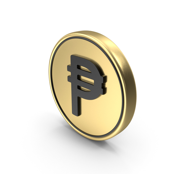Peso Coin Logo Icon PNG & PSD Images