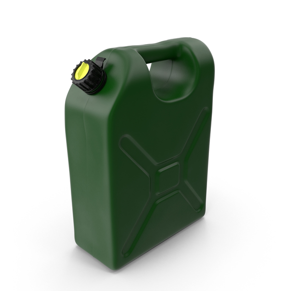 Petrol Jerry Can PNG & PSD Images