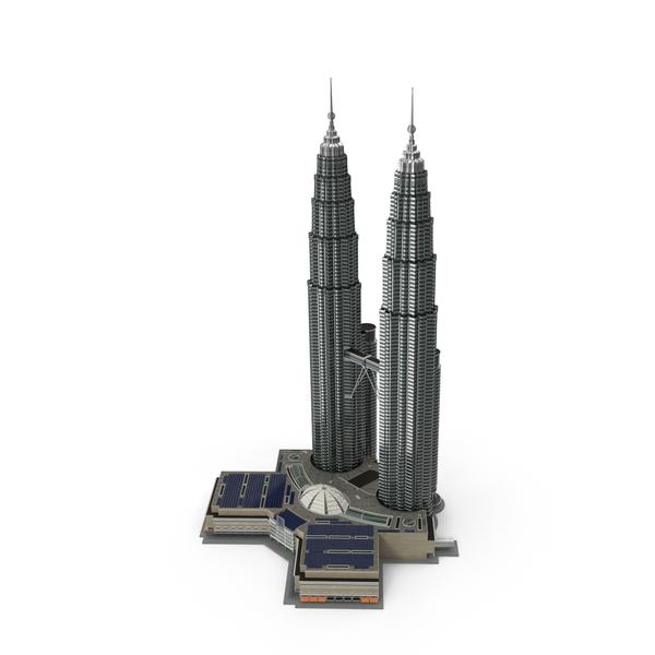 Petronas Towers PNG & PSD Images