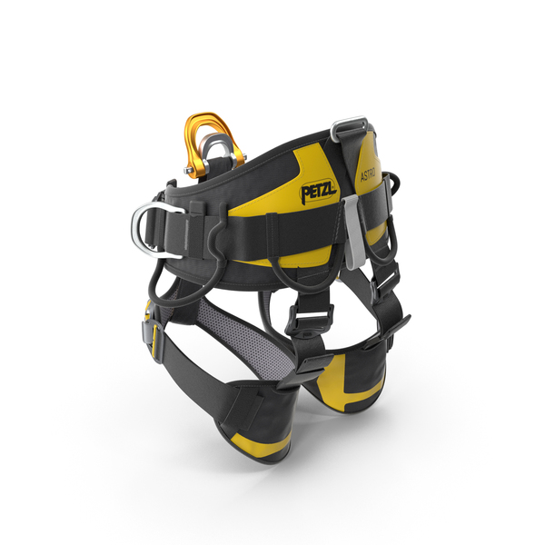 Petzl Astro Sit Fast Sit Climbing Harness PNG & PSD Images