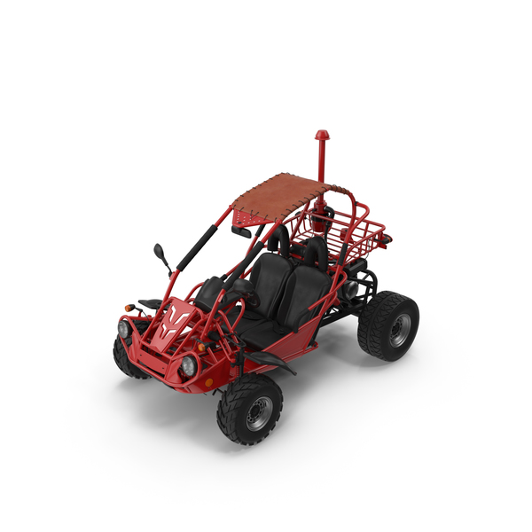 PGO Bugrider 200 Buggy Object