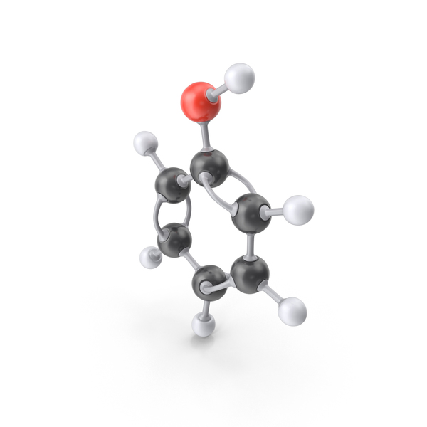 Phenol Molecule PNG Images & PSDs for Download ... Phenol Molecule