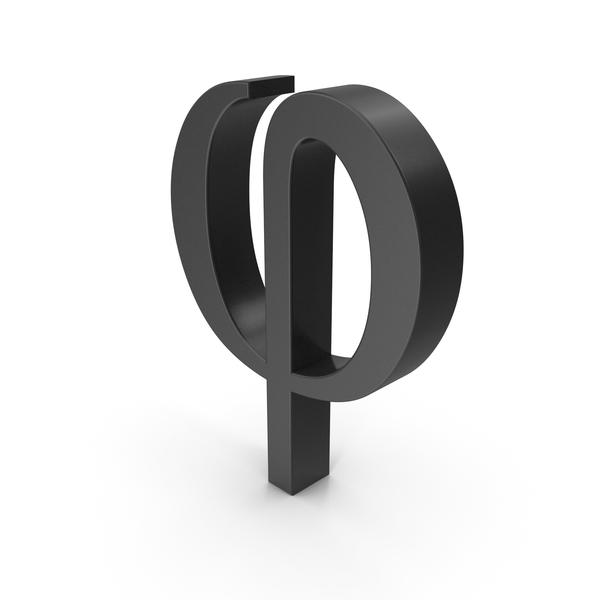 Phi Symbol PNG & PSD Images