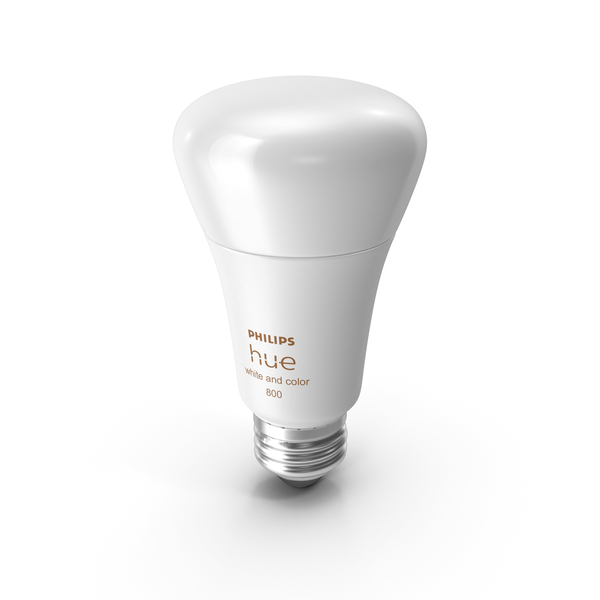 Philips Hue Bluetooth White Ambiance Bulb PNG & PSD Images