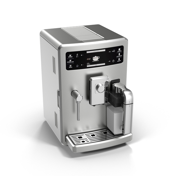 Philips Saeco Xelsis Espresso Machine PNG & PSD Images