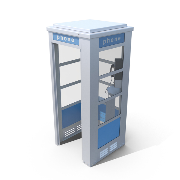 Phone Booth Object