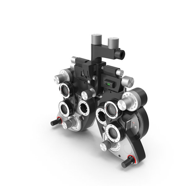 Keratometer: Phoropter PNG & PSD Images