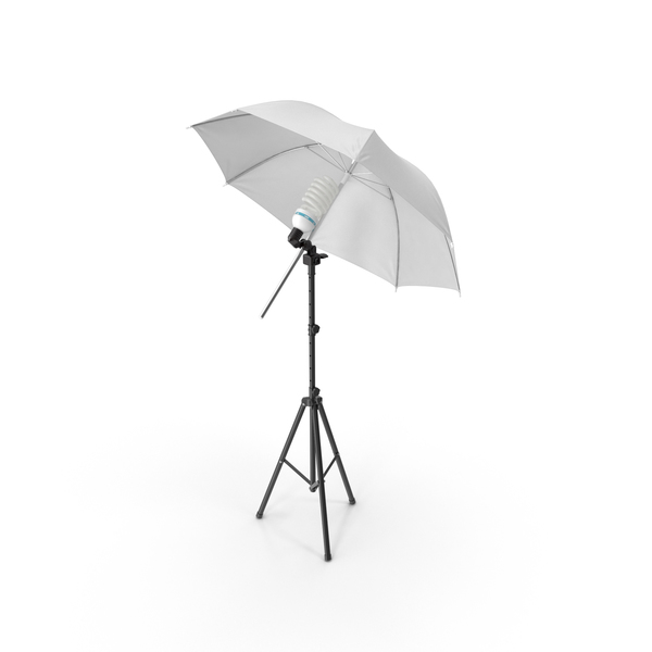 Photo Studio Lighting Umbrella PNG & PSD Images