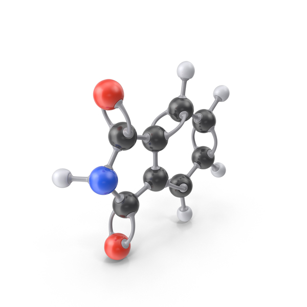 Phthalimide Molecule PNG & PSD Images