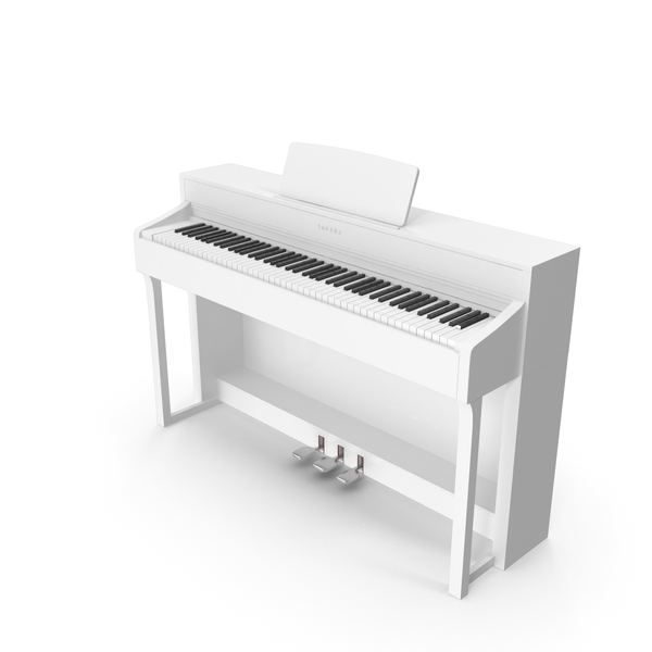 Piano White PNG & PSD Images