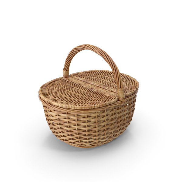 Picnic Basket Object