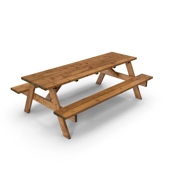 Picnic Table Object